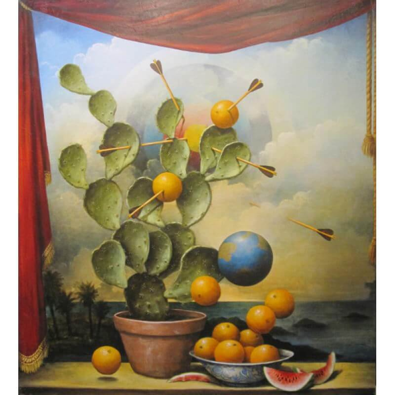 Kevin Sloan The Truth About Desires